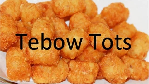 Thumbnail for entry Real Tebow TOTS Video. Computer Apps Class