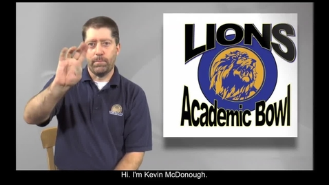 Thumbnail for entry Congratulations to the WPSD Academic Bowl Team!