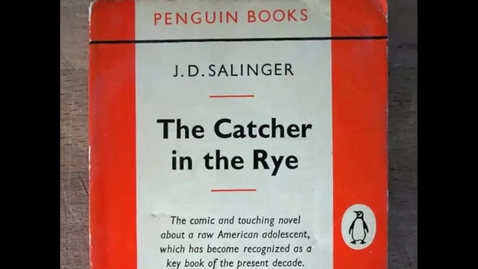 Thumbnail for entry Catcher in the Rye