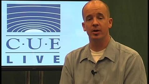 Thumbnail for entry CUE Live 2010 - Muragan Pal