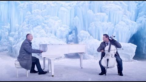"Thumbnail for entry Let It Go (Disney's ""Frozen"") Vivaldi's Winter - The Piano Guys"