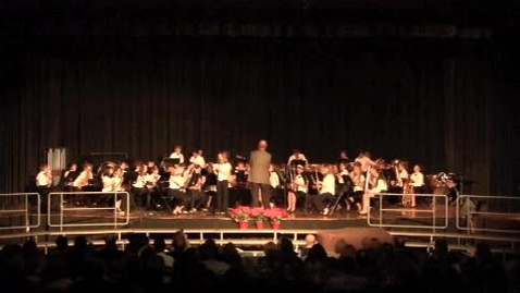 Thumbnail for entry Holiday Concert