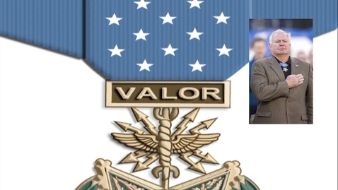 Thumbnail for entry Michael E. Thornton Congressional Medal of Honor