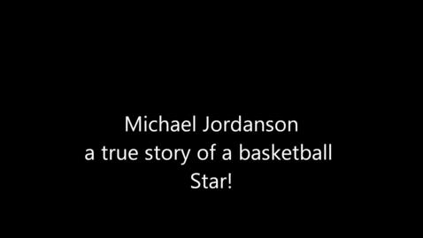Thumbnail for entry Michael Jordanson