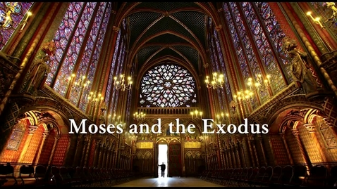 Thumbnail for entry Moses and the Exodus
