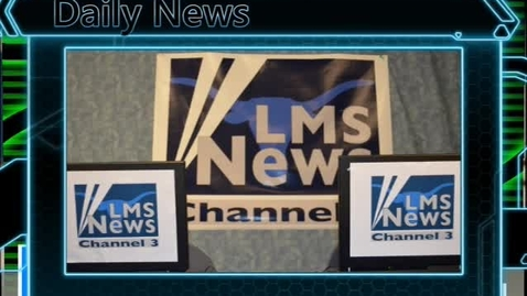 Thumbnail for entry LMS News February 20, 2013