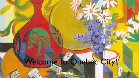 Thumbnail for entry henry quebec city postcards