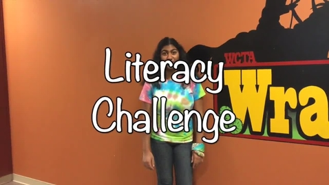 Thumbnail for entry Stimulating Literacy With The Thinking Caps: Campaign PSA