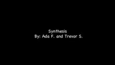 Thumbnail for entry Ada Trevor Synthesis