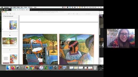 Thumbnail for entry El Tapiz de Abuela