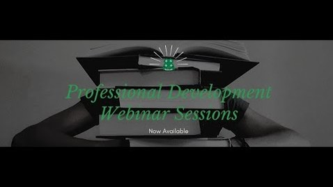 Thumbnail for entry Professional Development Webinar: Fundamentals of 4-H Club Management