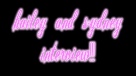 Thumbnail for entry Hawa & Syddog: Interview