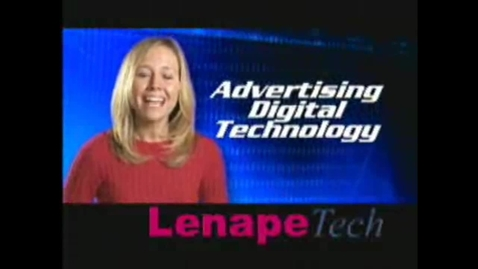 Thumbnail for entry What Can Advertising/Digital Technology Students Do?