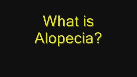 Thumbnail for entry Alopecia