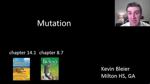 Thumbnail for entry Mutation