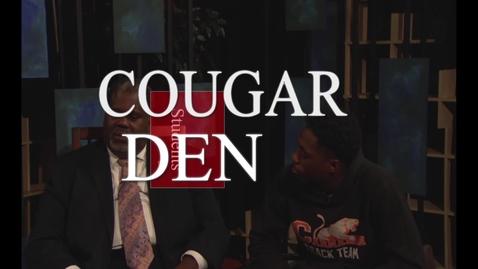 Thumbnail for entry Carnahan's Cougar Den