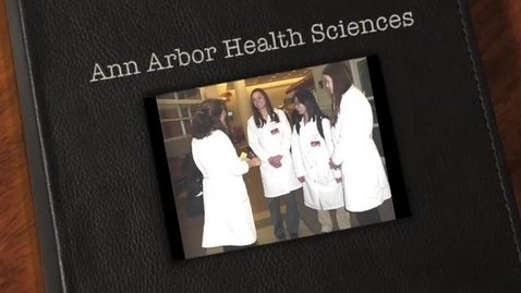 Thumbnail for entry Ann Arbor Health Sciences Program