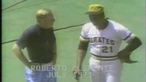 Thumbnail for entry Roberto Clemente Prophecy