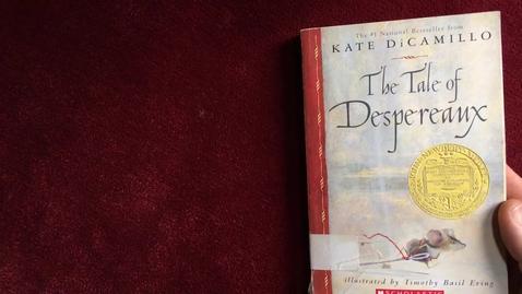Thumbnail for entry Read Aloud ch 38-42 Tale of Despereaux 5-27-20