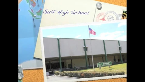 Thumbnail for entry Gulf High Morning News: 11/15/12