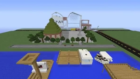 Thumbnail for entry Minecraft Build the City