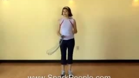 Thumbnail for entry 10 Minute Jump Rope Cardio Workout