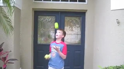Thumbnail for entry Juggling.  What is your impossible?