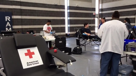 Thumbnail for entry Ladue Blood Drive