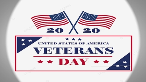 Thumbnail for entry News For 74 - Veterans Day 2020