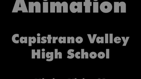 Thumbnail for entry 4 - Capistrano Valley Animation