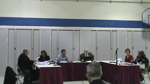 Thumbnail for entry BOE Meeting, March 2, Part 3
