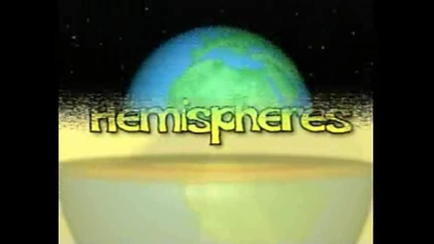 Thumbnail for entry The Earth's Hemispheres