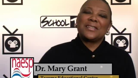 Thumbnail for entry Mary Grant Welcome Message