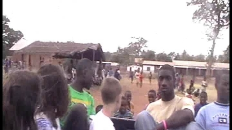 Thumbnail for entry Leaving school in Namwera in Malawi, Africa