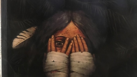 Thumbnail for entry Rough -Faced Girl by Rafe Martin (Algonquin Native American Tribe - Mrs. Brannon