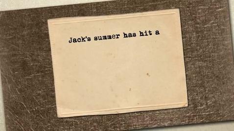 Thumbnail for entry DEAD END IN NORVELT, by Jack Gantos