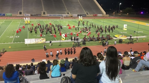 Thumbnail for entry Roma High School Marching Band Boa McAllen 2021