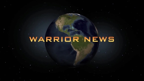 Thumbnail for entry Warrior News 2