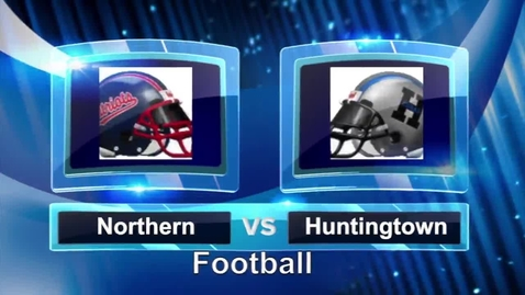 Thumbnail for entry Northern vs. Huntingtown Football Game