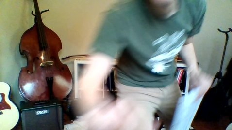 Thumbnail for entry Week 3: 3rd Grade Cello Lesson