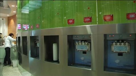 Thumbnail for entry Frozen Yogurt Documentary
