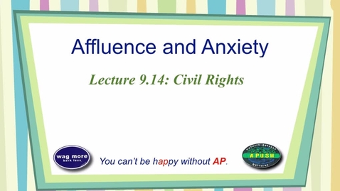 Thumbnail for entry Lecture 9.14