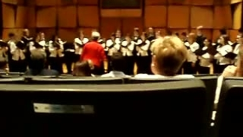 Thumbnail for entry Music Spread Thy Voice Around LMU Consort Singers