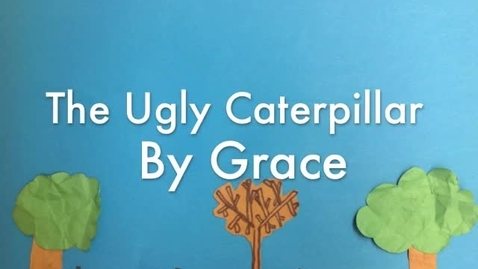 Thumbnail for entry The Ugly Caterpillar