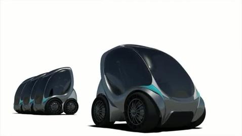 Thumbnail for entry Hiriko Electric Car