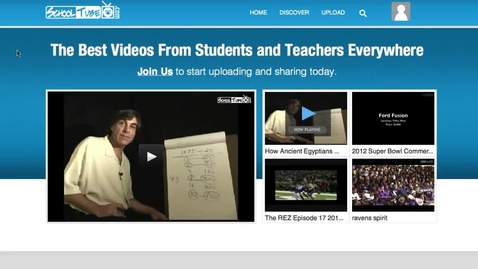 Thumbnail for entry SchoolTube New Version Tutorial: How To Share and Pin Videos