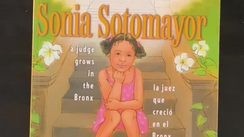 Thumbnail for entry Sonia Sotomayor: a judge grows in the Bronx