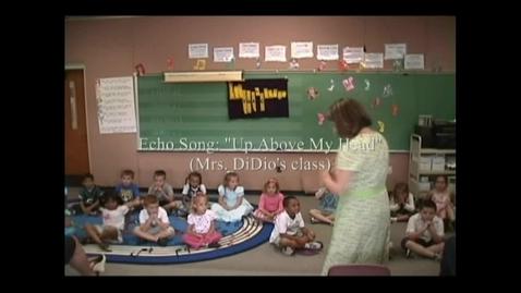 Thumbnail for entry Kindergarten Informance - Echo Song