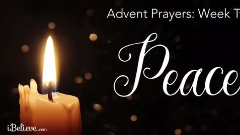 Thumbnail for entry Advent Prayer Service Week 2