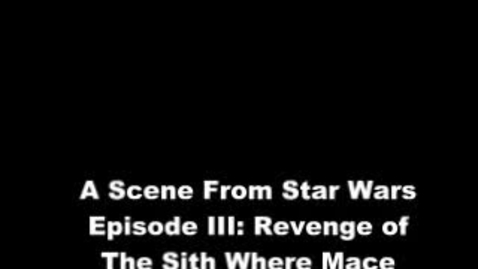 Thumbnail for entry Star Wars Reenactment